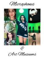 Microphones and Art museums (Lauren/You) by nonneurotypical