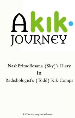 A Kik Journey by NashPrimoBesana