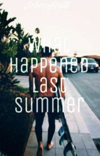 What Happened Last Summer (Boy×Boy) cover