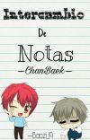 Intercambio De Notas  -ChanBaek- cover
