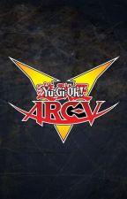 Yu-Gi-Oh Arc V: The Ritual Saga by TomatoHeadYuya
