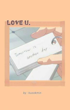love u ➹ by kuookmin