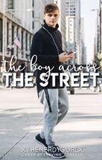 The Boy Across The Street by melxdia