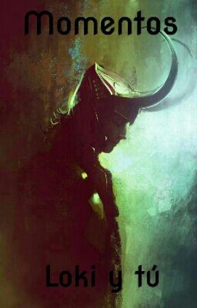 Momentos: Loki y Tú by A_Salamandra