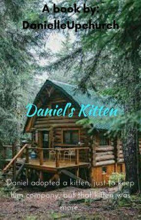 Daniel's Kitten by truebluejoong