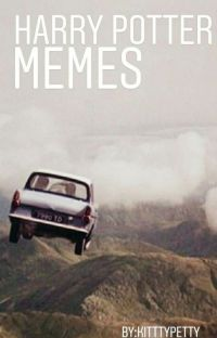 Harry Potter memes  cover