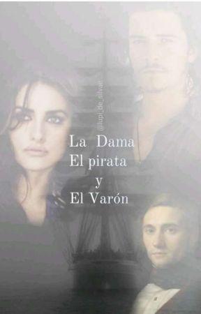 La Dama El Pirata Y El Varón  by lupi_de_silvae