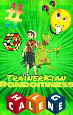 TrainerKian Randomness by TrainerKian