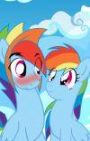 Rainbow Dash y Rainbow Blitz cover