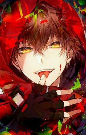 Vampire!Karma Akabane X Reader by DragonFart5