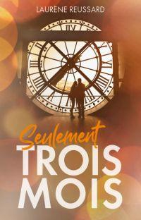 SEULEMENT TROIS MOIS cover