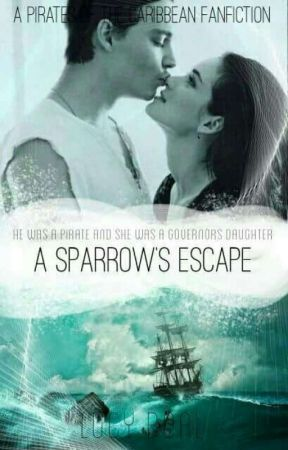 A Sparrow's Escape  by LucyBoal