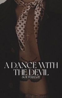 a dance with the devil (re-writing)  cover