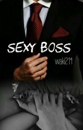Sexy Boss by waki214
