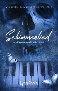 Schimmenlied (de Schimmenwereld Serie deel 1) ✔ cover