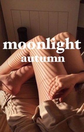 moonlight : luke by -lukeniall