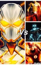 Godspeed vs speedsters  by Flashpoint210