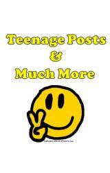 Teenage Posts & Much More by BlackRoseBloom