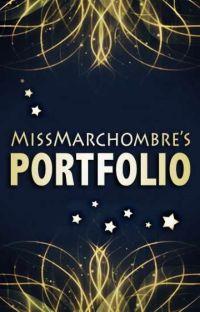Portfolio Marchombre  [OUVERT] cover