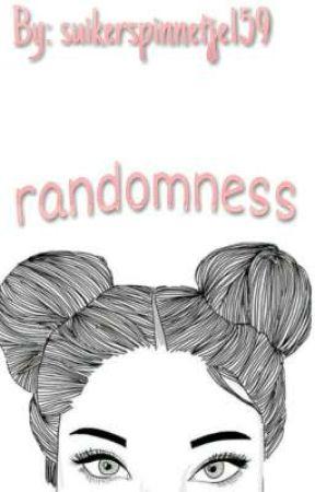 Randomness by suikerspinnetje159