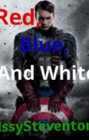 Red, Blue and White (A Captain America fanfic) by IssyVSteventon