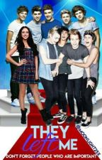 They left me ft. One Direction - 5SOS door Aslan_Callenreese