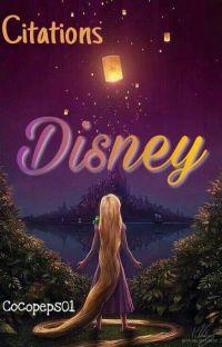 Disney Citations 💘 cover