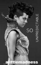 So Unpredictable - Johanna Mason Fan Fiction by _alittlemadness