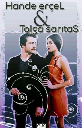 HANDE ERÇEL & TOLGA SARITAŞ by UzaydaHuzurlu__