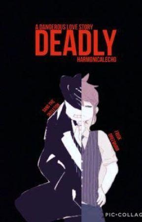 Undermafia: Deadly (Sans X Frisk) by HarmonicalEcho