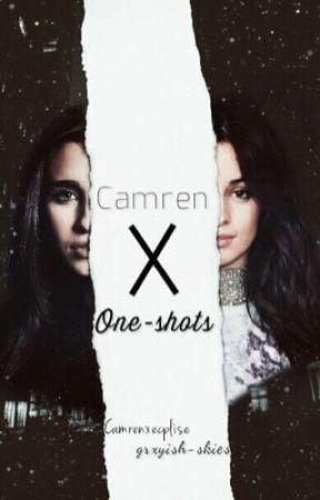 Camren One-shots  by blueish-nights