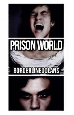 Prison World   E.G.D by borderlinedolans