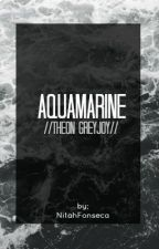 Aquamarine ➳ Theon Greyjoy by NitahFonseca
