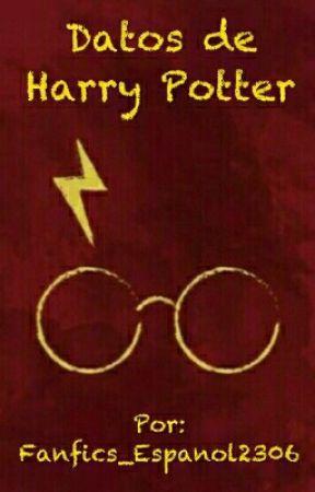 Datos de Harry Potter by Fanfics_Espanol2306