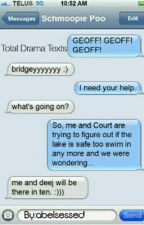 Total Drama Texts by abelsessed