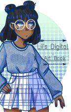 My (old) Digital Art~ by tatsulii_
