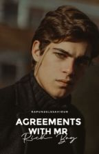 Agreements With Mr Rich Boy | ✓ by RapunzelsSaviour