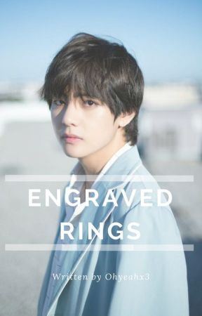 || ENGRAVED RINGS || Kim Taehyung by Ohyeahx3