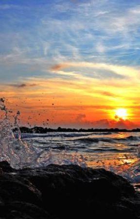Il tramonto  by stringimizayn