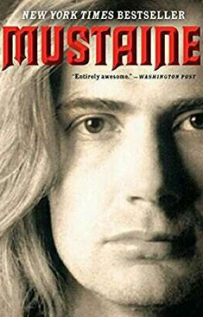 A Heavy Metal Memoir (Dave Mustaine) by timeless-oldlove
