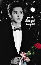 park chanyeol imagines | editing by cuddlypcy
