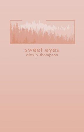 sweet eyes by missfxne