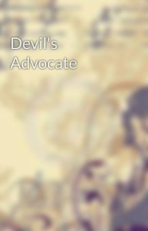 Devil's Advocate by Ecclashia