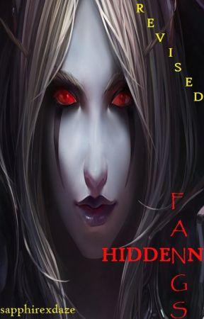Hidden Fangs (REVISED) [Lesbian Story / GirlxGirl] by sapphirexdaze