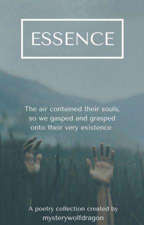 Essence by mysterywolfdragon