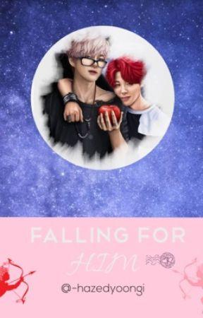 Falling For Him   VMIN by -hazedyoongi