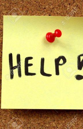 Help! by mthiessen