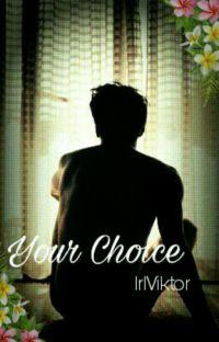 Your choice >> Viktuuri (mpreg) cover