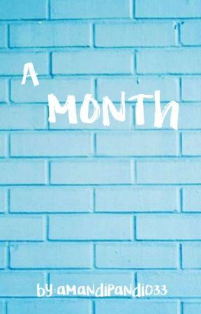 A month [DISCONTINUED] by amandipandi033