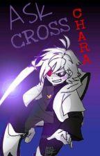Ask Cross!Chara [Comic] by Kim__chan